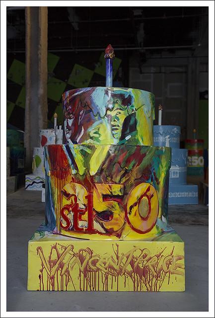 Henryk Ptasiewicz Vincent Price Cake