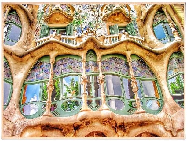 Casa Batllo facade