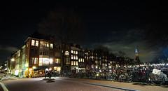 Amsterdam Prinsengracht Prinsenstraat