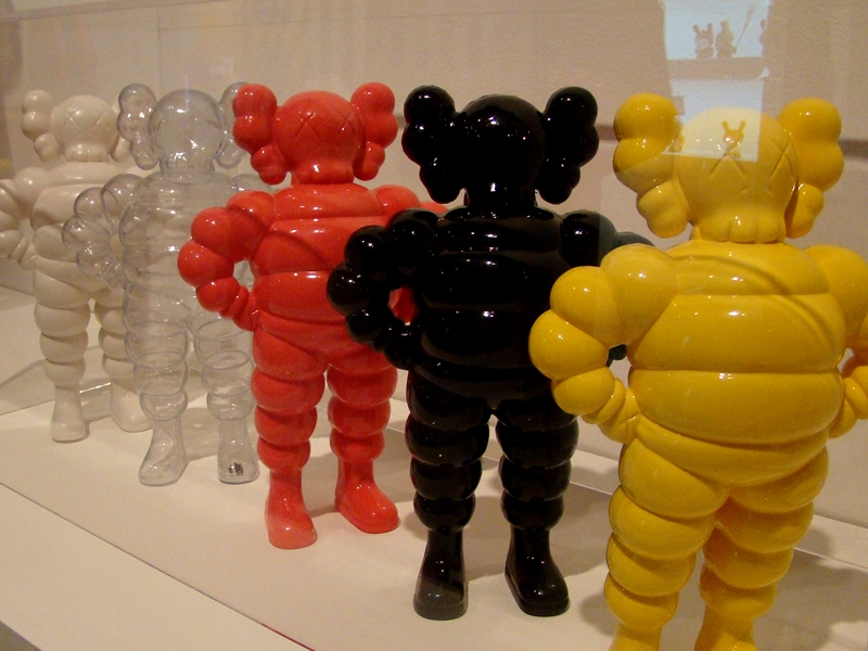KAWS Michelin Man