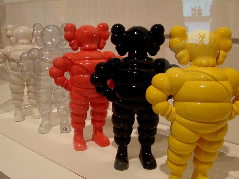 KAWS Michelin Man