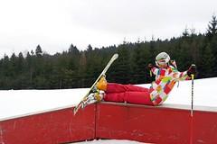 SNOW tour 2013/14: Buková hora - jak jsme se proskákali areálem