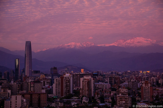 Santiago de Chile - how to find and rent an apartment in Santiago