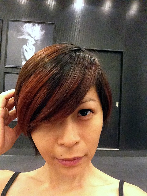 hair cut colour at centro hair salon gardens mid valley-001