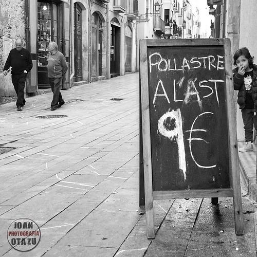 POLLASTRE by JoanOtazu