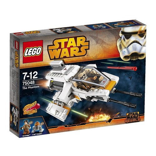 LEGO Star Wars 75048 Front
