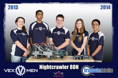 80N Nightcrawler