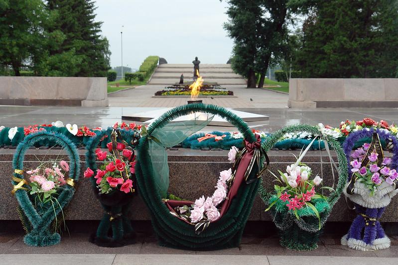 Plaza de Kirov en Irkutsk Irkutsk, la venecia siberiana de Rusia - 13830976875 00a0b69105 c - Irkutsk, la venecia siberiana de Rusia