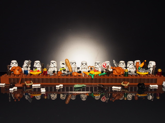 the stormtrooper last supper
