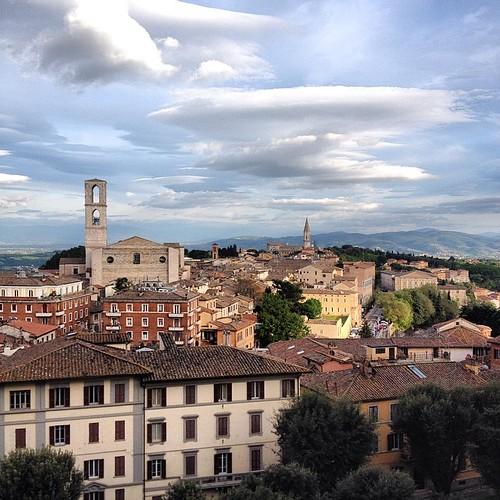 grazie #Perugia, grazie #ijf14 soprattutto grazie ad @_arianna all'anno prossimo