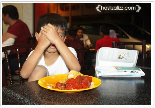 13932356608 567b726798 o restoran kapitan penang | roti naan cheese dan nasi briani ayam tandoori  yang sedap