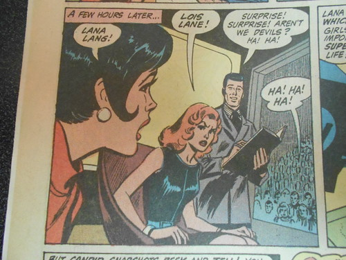 """Superman's Girlfriend Lois Lane"" #99"