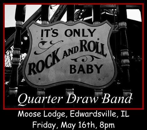 Quarter Draw Band 5-16-14