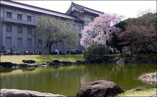 東京国立博物館 トーハク