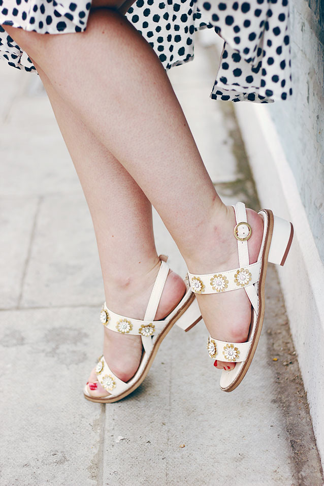 Daisy Topshop Sandals