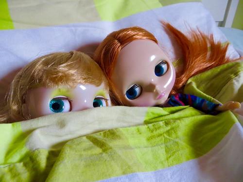 P52 - Dolls&Figurines : cocooning