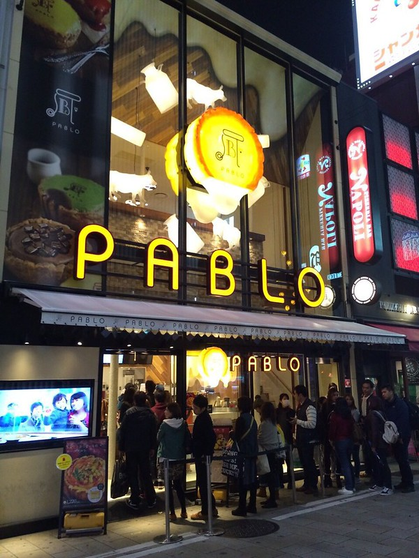 Pablo cheesecake