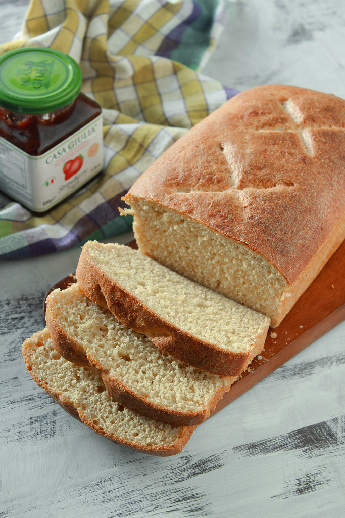100% Wholewheat Yogurt Bread