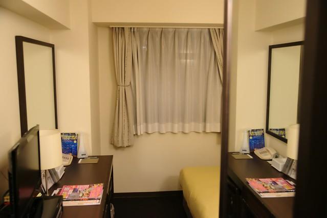 Photo:2015-01-24,ホテルウィングインターナショナル名古屋客室 By rapidliner