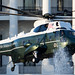 HMX-1 Helicopter departing the White House after dropping off POTUS