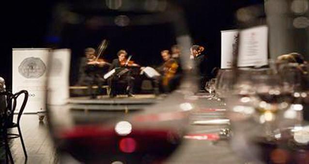 Catas de vino y música en los Teatros del Canal