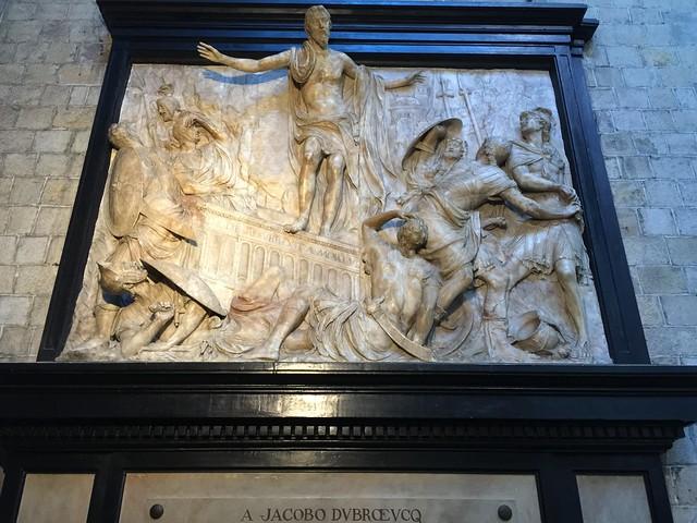 La resurrección (Colegiata de Sainte-Waudru)