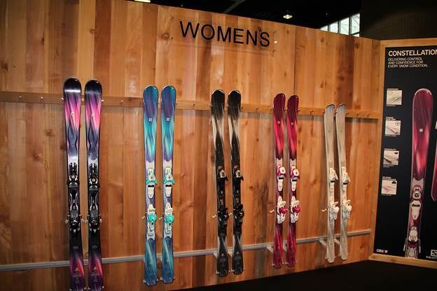 women skis 2016
