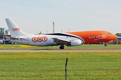 TNT Airways, OE-IBW, Boeing 737-4Q8 SF