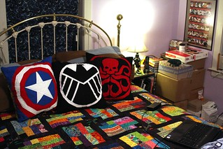 Marvel Pillows