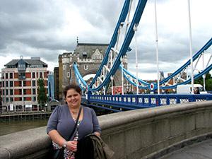 On-Tower-Bridge-in-London