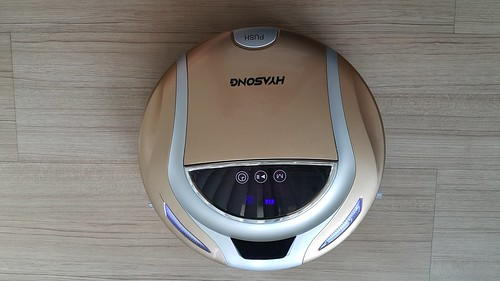 หุ่นดูดฝุ่น Hyasong VR-101