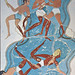 Fresco from the Megaron, Pylos.c.1300BCE by arthistory390