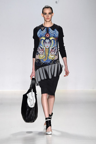 Oudifu Fall 2015 New York Fashion Week (5)