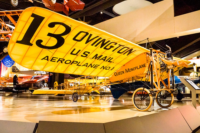 Aviation, Antique, Airplane, Monoplane, EAA, E.A.A., Museum