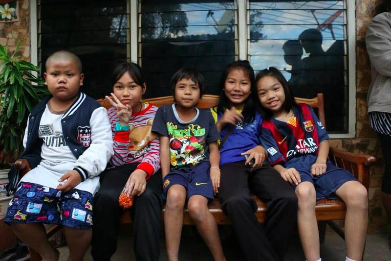 6. Railway Village Children