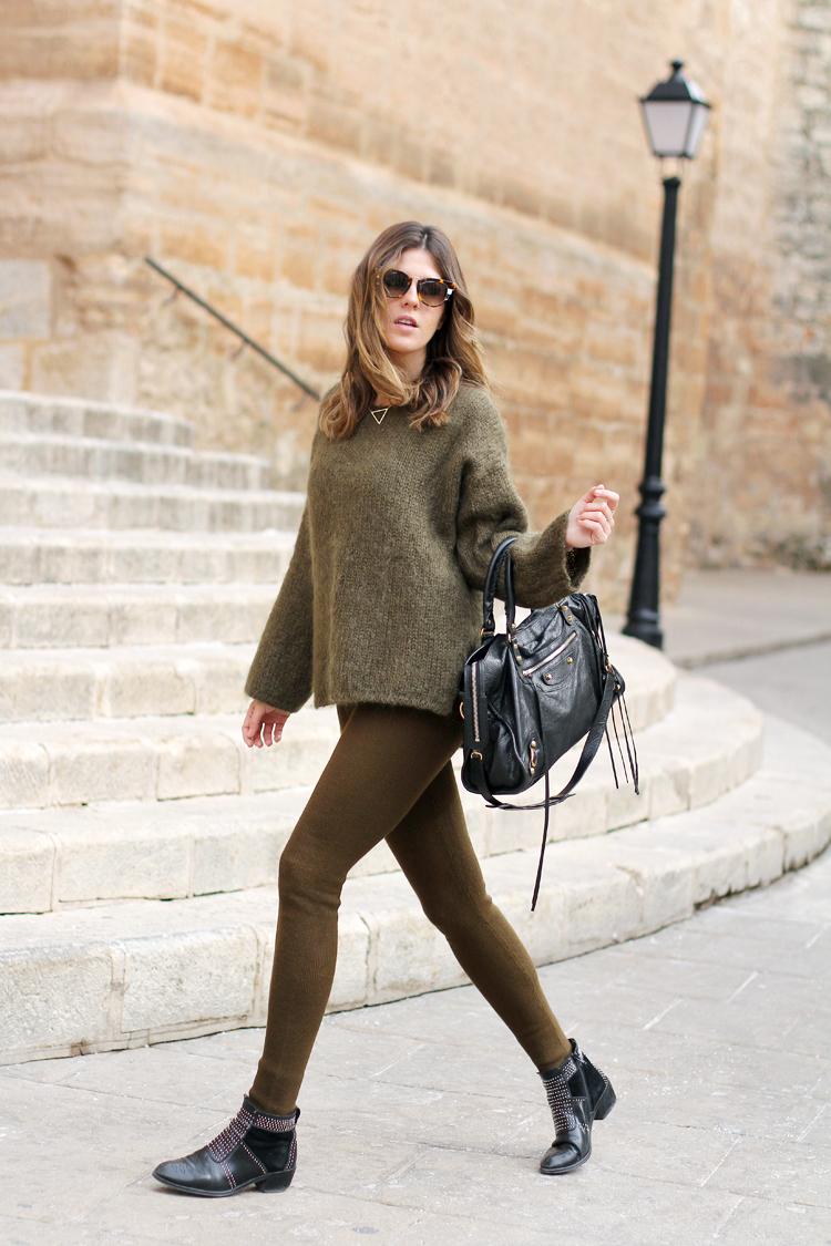 green-knit-balenciaga-street-style-2