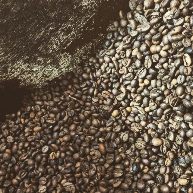 No trip to Baguio is complete without a bag of beans. #BenguetArabica #coffeeholism