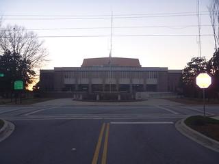 Greenwood County Courthouse,January 18,2015
