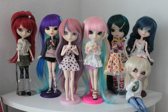 pullip collection