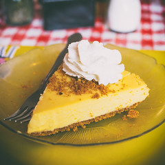 Chicken Basket Key Lime Pie