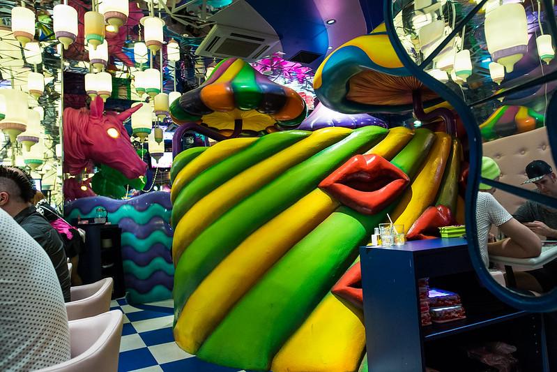 0319_Kawaii Monster Cafe, Harajuku, Tokyo