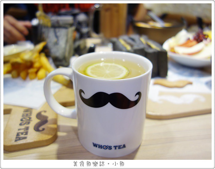【台北大安】Who's Tea 鬍子茶- 台北師大店/早午餐/下午茶 @魚樂分享誌