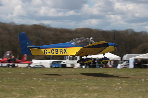 G-CBRX Zenair CH601UL Popham