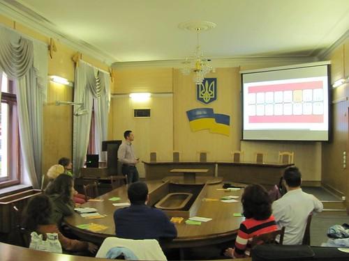 «75% багатоквартирних будинків в Україні потребують утеплення» — Сергій Жовтко на лекції у НУВГП