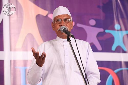 SNM Zonal Incharge Vaid Banwari Lal from Paota
