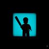 Shadow (169/100) - Baseball
