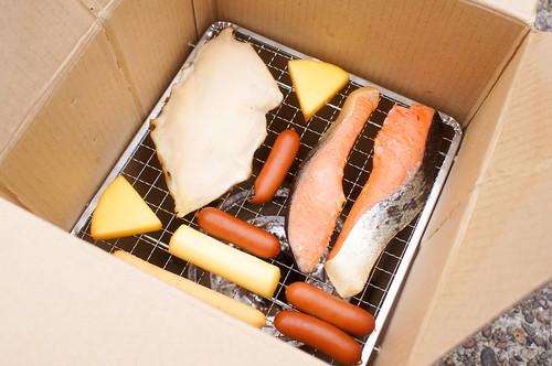 food - 燻製