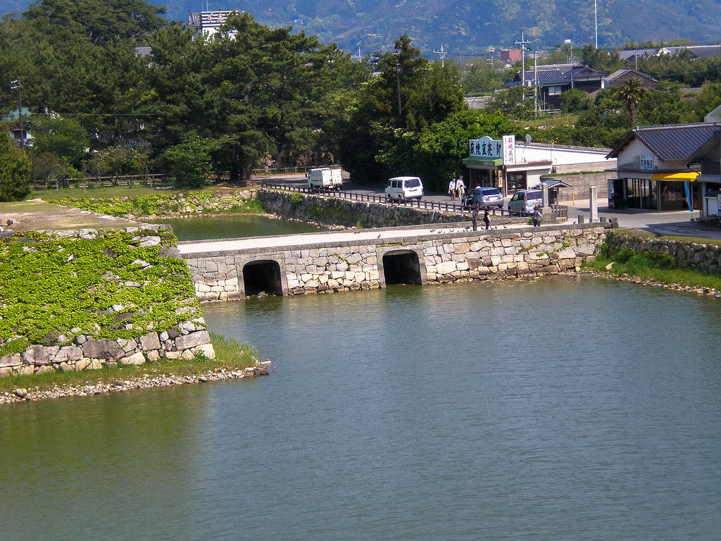 萩城極楽橋