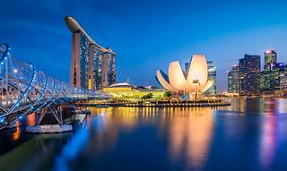 _MG_5548_web - Singapore Marina Bay skyline