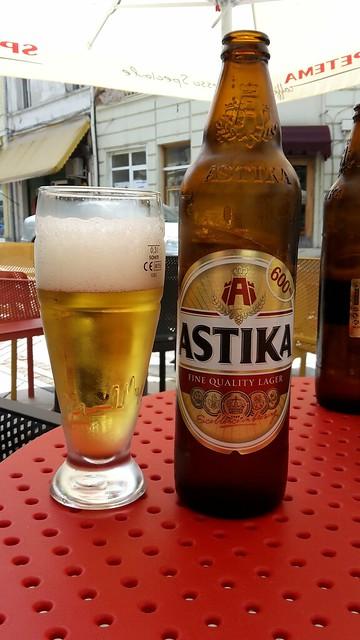 Header of Astika